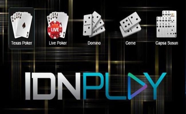 Kenal Permainan Judi Poker Online Dalam Server IDN Poker