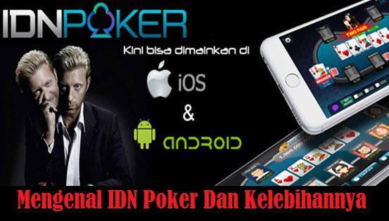 IDN Poker Merupakan Server Judi Kartu Favorit di Indonesia